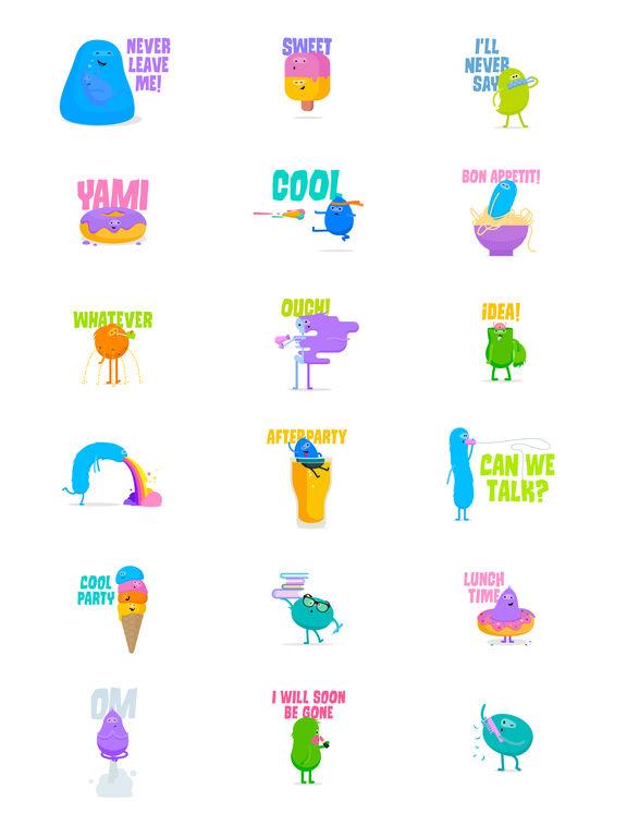 AZZL Stickers screenshot 6