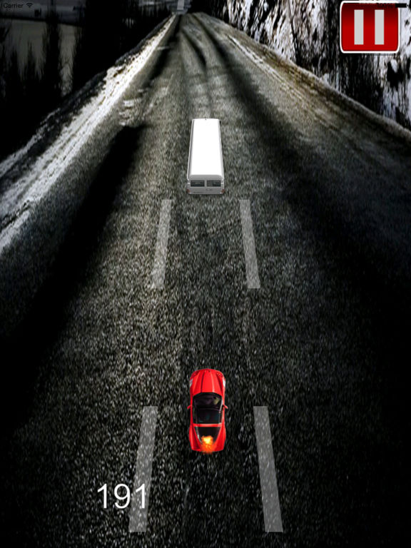 Crazy For Speed In Highway - A Hypnotic Game Of Driving screenshot 8