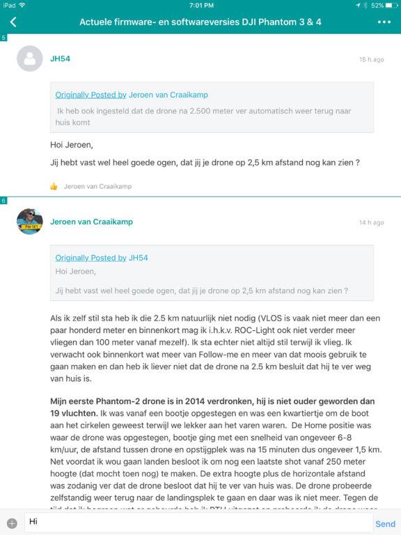 Dronepilots.nl screenshot 4