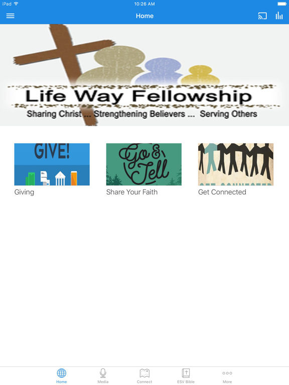 Life Way Fellowship screenshot 4