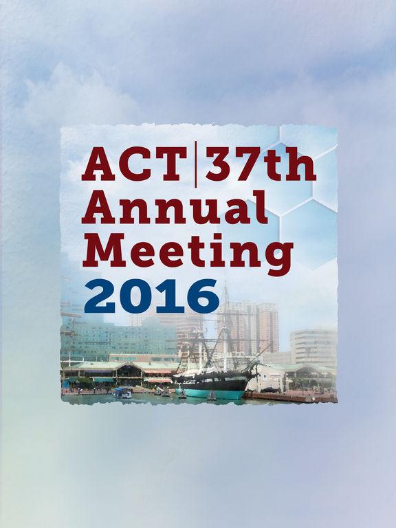 ACT2016 screenshot 4