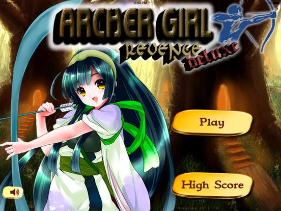 Archer Girl Revenge Deluxe - The Secret Is In The Shot screenshot 6