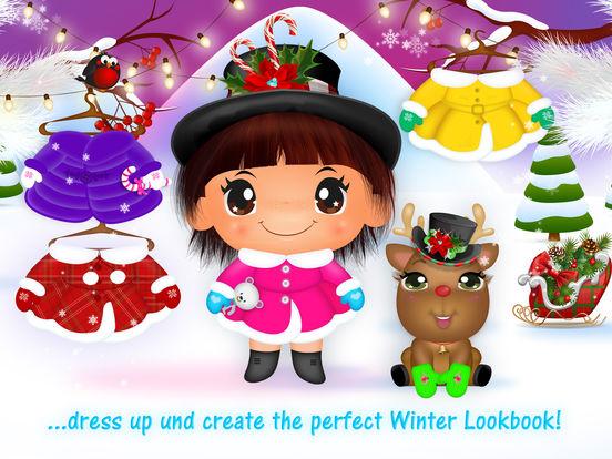 Sweet Little Emma Winterland 2 Cute Reindeer Care screenshot 7