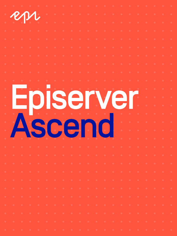 Episerver Ascend screenshot 3