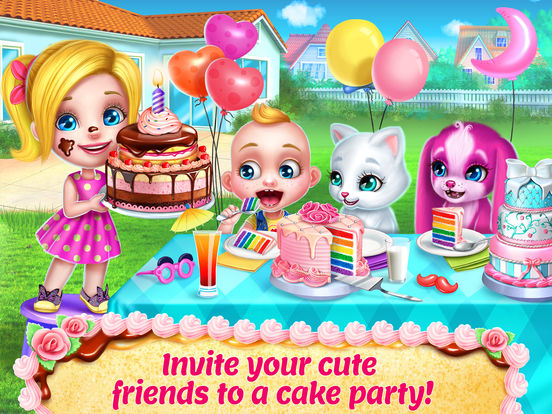 Real Cake Maker 3D Bakery screenshot 10