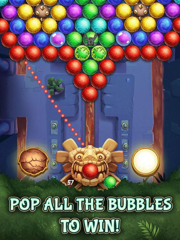 Bubble Shooter Maya screenshot 8