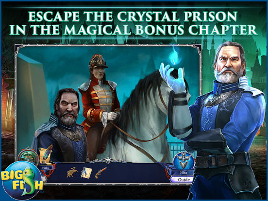 Grim Legends: The Dark City - Hidden Object Game screenshot 9