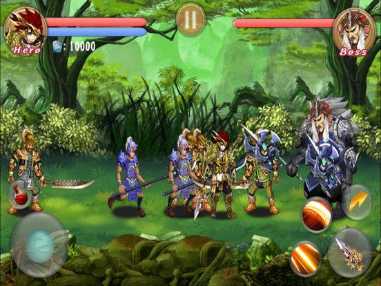 PRG-Hunter Of Shadow screenshot 7