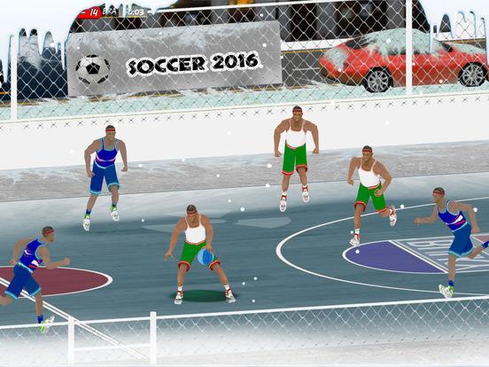 Basketball 2017 - Xmas Holidays slam dunks Mobile screenshot 10