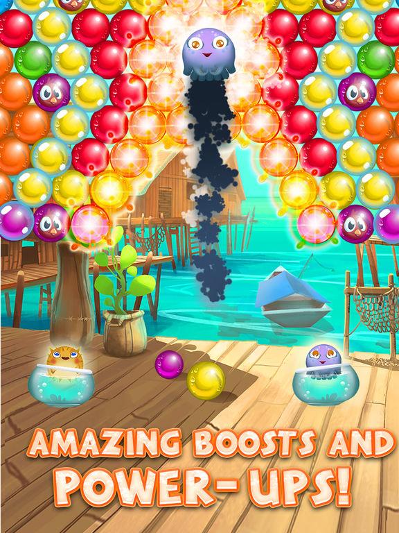 Bubble Fish Mania screenshot 7