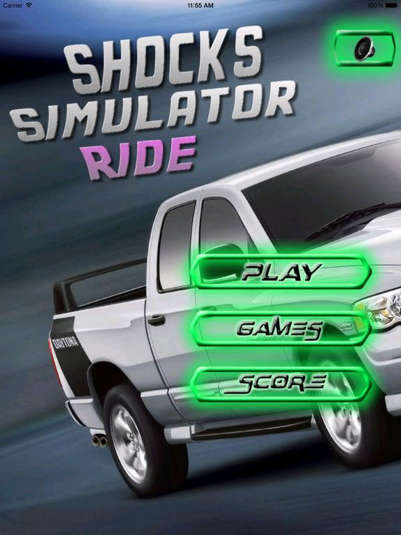 A Shocks Simulator Ride PRO - A Crazy Drive Game screenshot 6