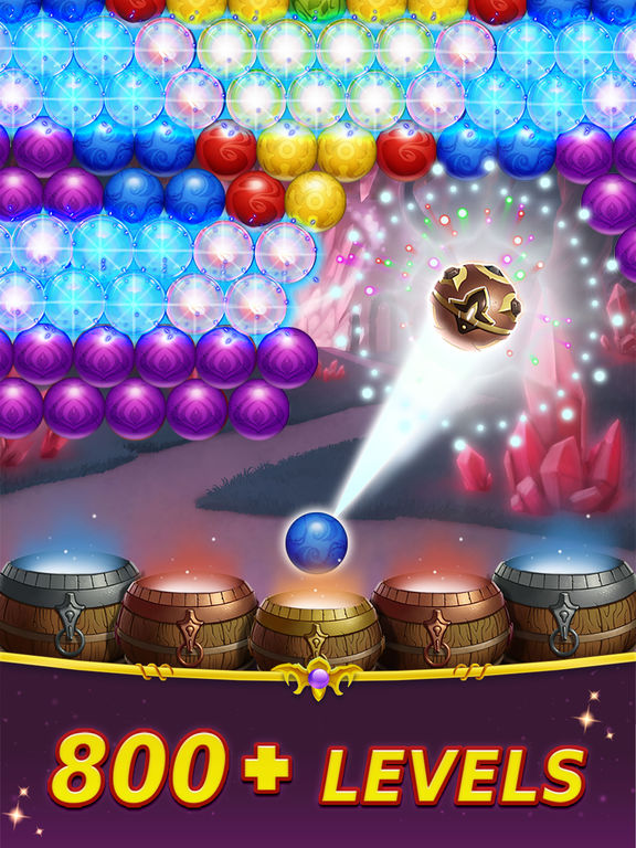 Bubble Shooter Magic screenshot 9