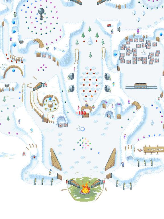 Snowball!! - GameClub screenshot 5