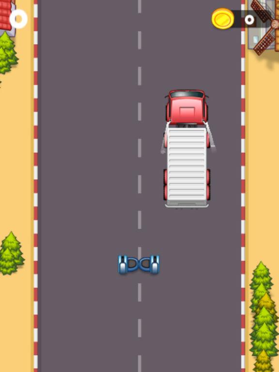 Hoverboard Rush Racing Simulator -Hover Board Game screenshot 4