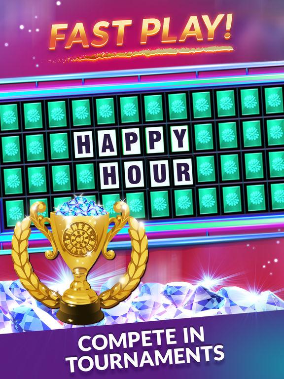 Wheel of Fortune: Free Play screenshot 9
