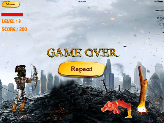 Fire Arrow Master PRO - Archery War screenshot 8