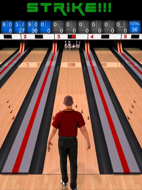 Tenpins (Bowling) screenshot 5