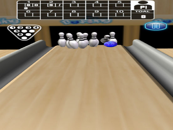 3D Bowling Challenge : A new Sports Game 2016 screenshot 4
