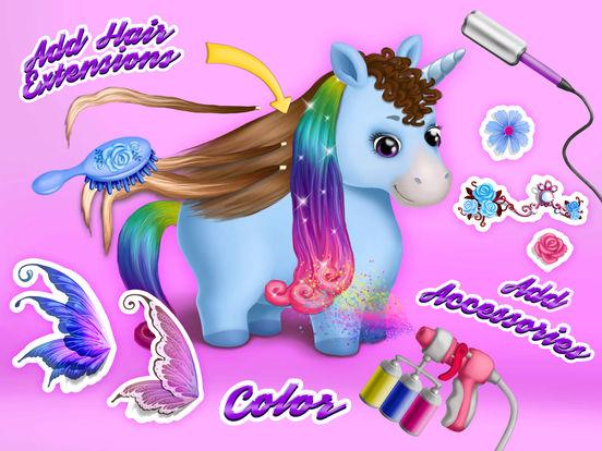 Pony Sisters Hair Salon 2 - No Ads screenshot 9