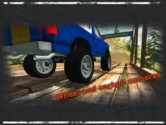 4x4 Road race Lite screenshot 9