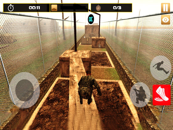 Trained The Soldier : Real Army Train-ing Game-s screenshot 5