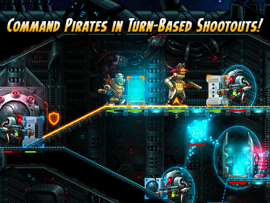 SteamWorld Heist screenshot 7