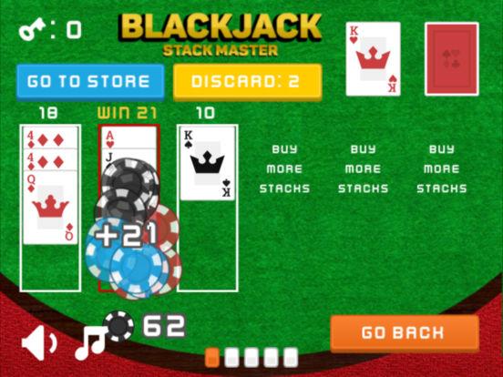 Blackjack - Stack Master screenshot 7