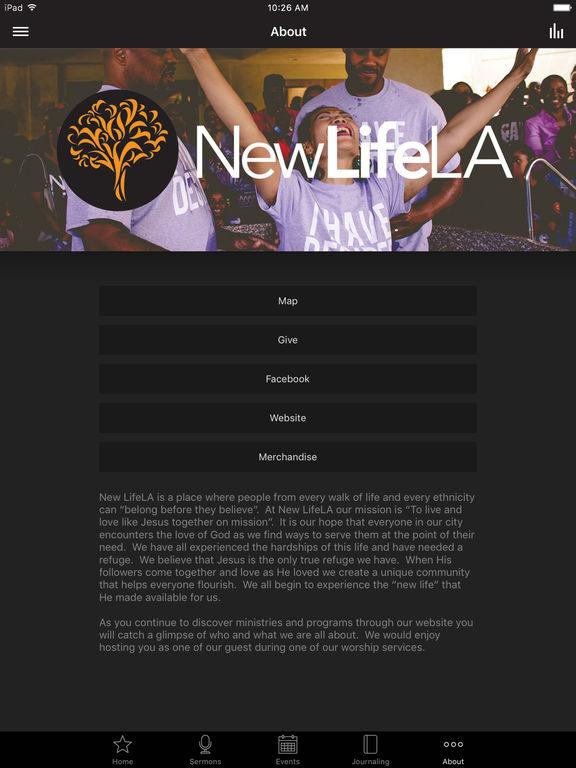 NewLifeLA - CA screenshot 6