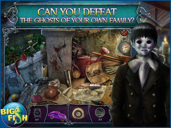 Phantasmat: Behind the Mask (Full) screenshot 7