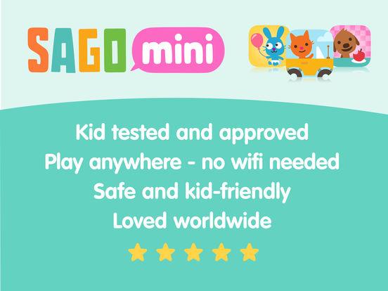 Sago Mini Holiday Trucks and Diggers screenshot 10