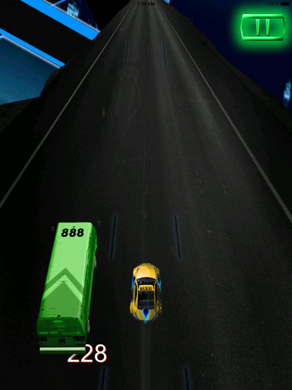 A Crazy Parking - A Vegas Taxi Race screenshot 8