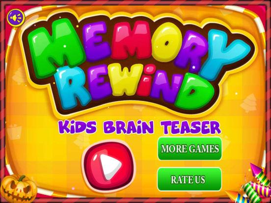 Memory Rewind - Kids Brain Teaser Pro screenshot 7