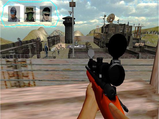 Covert Sniper Strike : Defend The Soldier-s screenshot 4