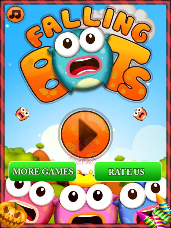 Falling Bots Pro screenshot 6