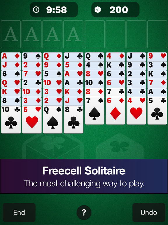 Solitaire Cube Free - Classic, Spider and Freecell screenshot 9
