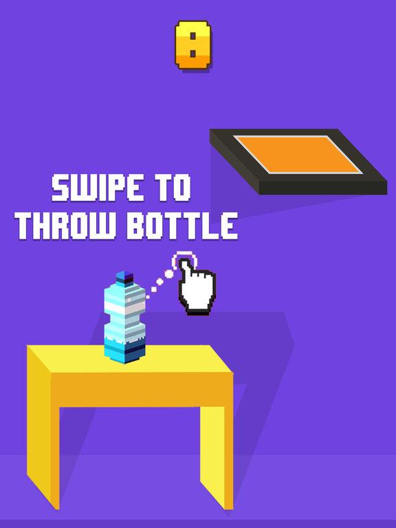 Water Bottle Flip Challenge - Flipping Pro 2k16 screenshot 3