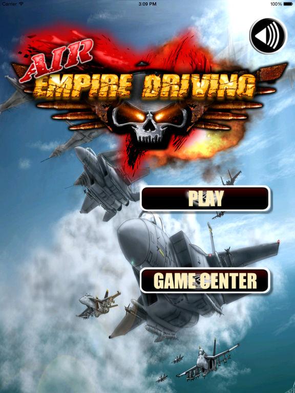 Air Empire Driving - Amazing Flight Simulator Airforce screenshot 6
