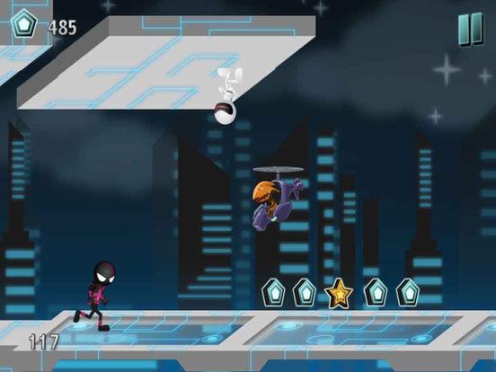 Absolute Stickman - Zero Gravity Edition screenshot 10