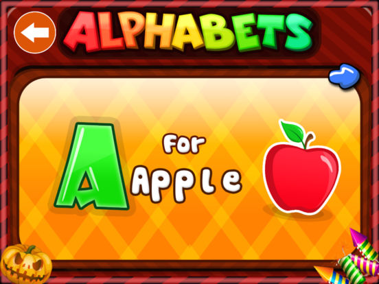 Alphabets Teacher - A to Z Pro screenshot 9
