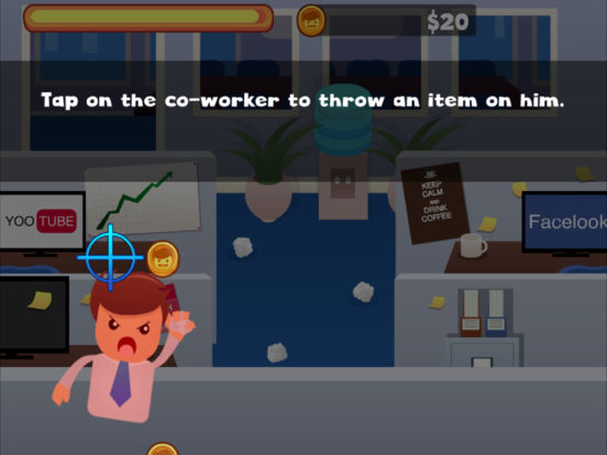 Office Fight : Time to de-stress! screenshot 7