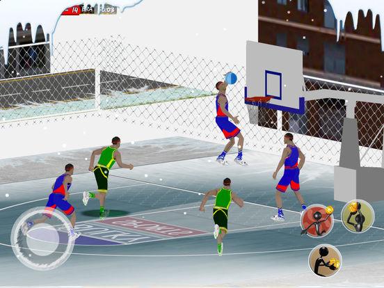 Basketball 2017 - Xmas Holidays slam dunks Mobile screenshot 6