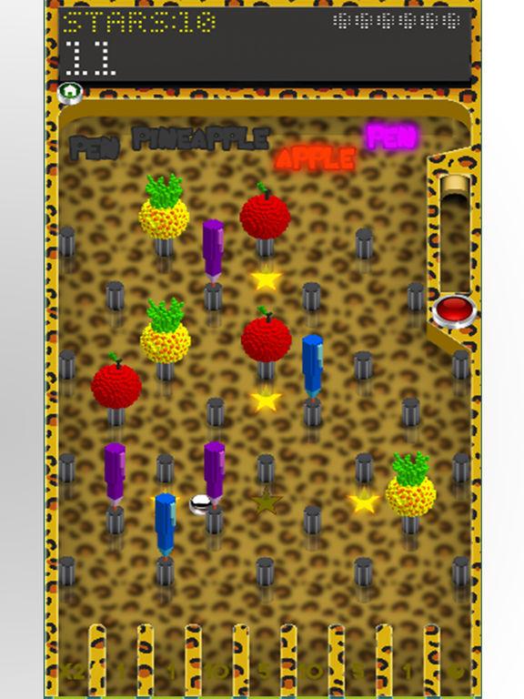 Pen Pineapple Pen Pinball screenshot 5