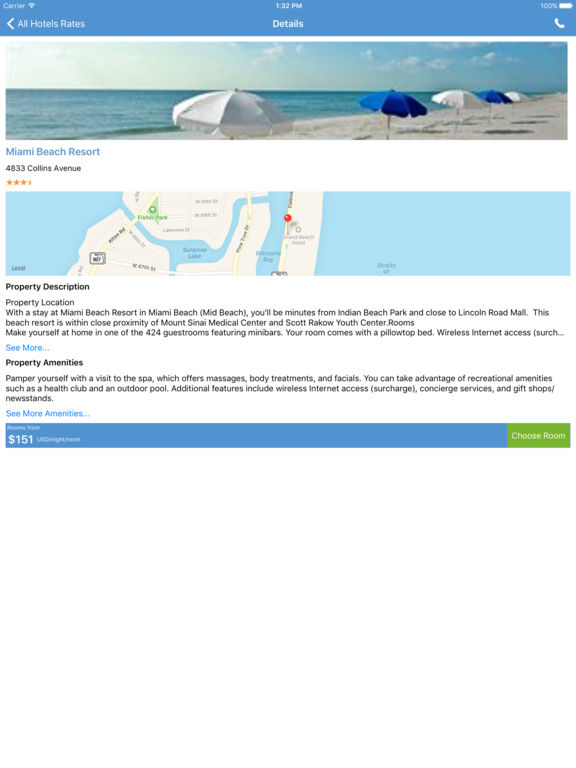 i4miami - Miami Hotels & Yellow Pages Directory screenshot 9