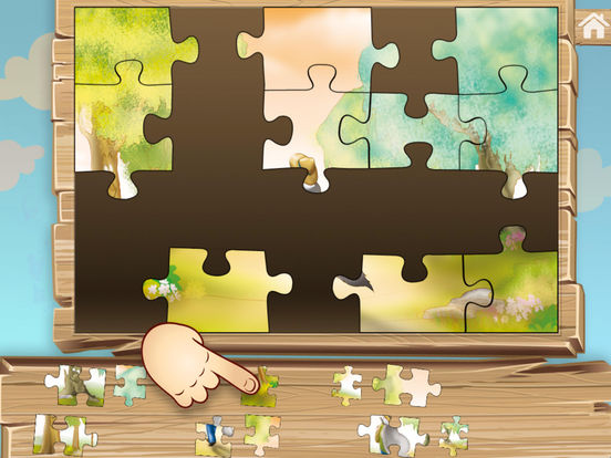 Little Red Riding Hood - Jigsaw Puzzle (Premium) screenshot 7