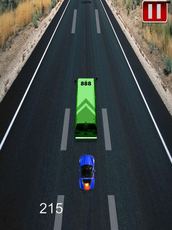 A Furios Car In A Fast City Pro - A Crazy Adventure On Wheels screenshot 9
