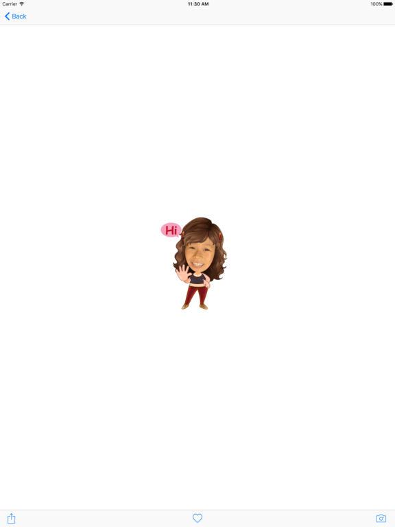 FaceMoji - Turn your face into animated emoji screenshot 8