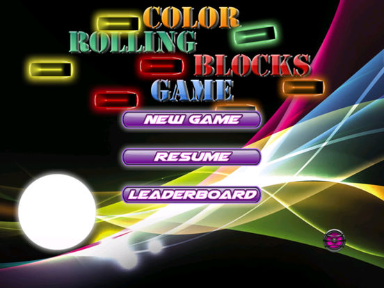 Color Rolling Blocks Game PRO screenshot 6