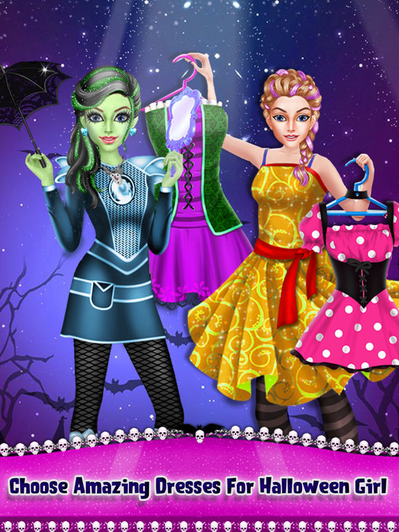 Happy Halloween Party Makeover screenshot 6