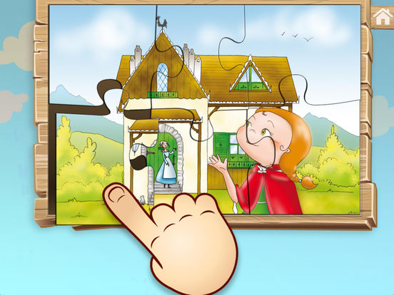 Little Red Riding Hood - Jigsaw Puzzle (Premium) screenshot 10