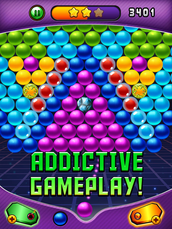 Shoot Bubble Arcade screenshot 10